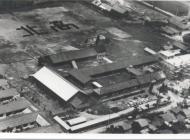 5 昭和34(1959)年 1号館建設中 昭和34年6月23日撮影
