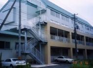 中学校新校舎