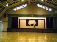 中学校講堂