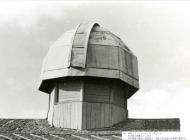 140 昭和25住7月3日-科学部が設置した天文台